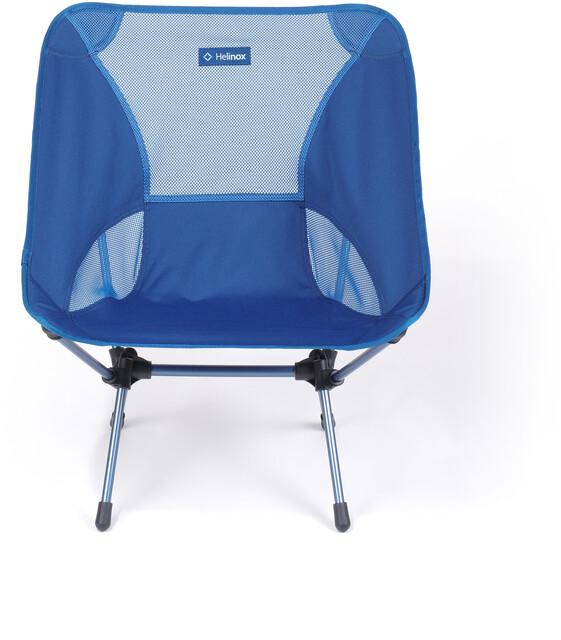Helinox One Chaise, blue blocknavy